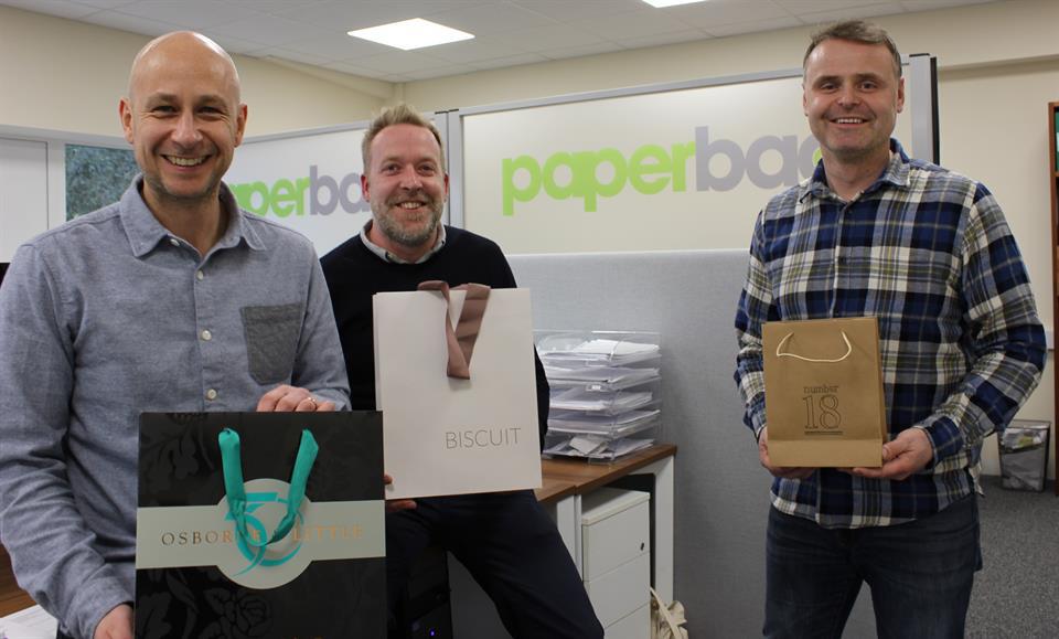 Paper Bag Company Team