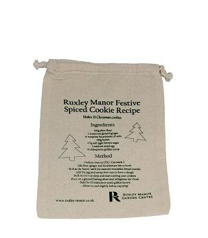 ruxley manor cotton bag